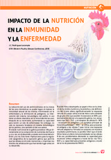 IMPACTO DE LA NUTRICIÓN EN LA INMUNIDAD Y LA ENFERMEDAD