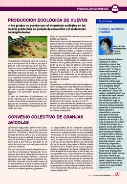CONVENIO COLECTIVO DE GRANJAS AVÍCOLAS
