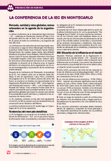 LA Conferencia de la IEC en Montecarlo