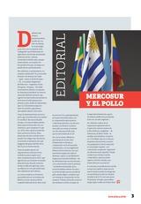 Editorial SELECCIONES AVICOLAS 728 Mercosur y el pollo