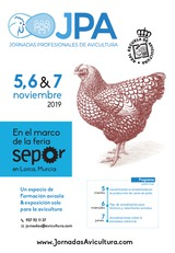 Ad REA Jornadas profesionales Avicultura 2019