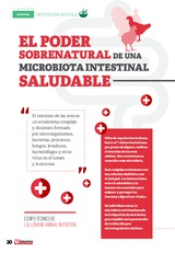 El poder sobrenatural de una micrtobiota intestinal saludable