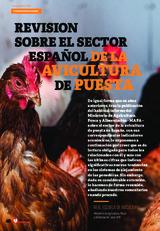 Revisión sobre el sector español de la avicultura de puesta.