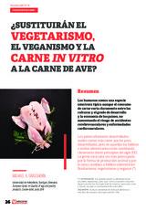 ¿Sustituirán el vegetarismo, el veganismo y la carne in vitro a la carne de ave?