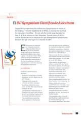 El LVI Symposium Científico de Avicultura