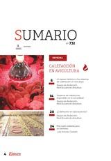 Sumario ESPECIAL SISTEMAS DE CALEFACCIÓN en avicultura