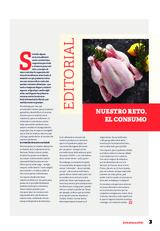Editorial: Nuestro reto, el consumo
