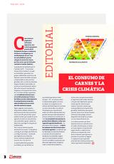 Editorial: El consumo de carnes y la crisis climática
