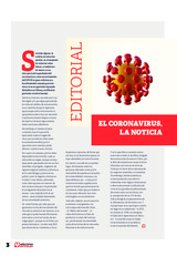 El coronavirus, la noticia