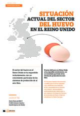 Situación actual del sector del huevo en el Reino Unido