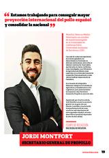 Entrevista a Jordi Montfort, secretario general de Propollo