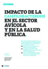 Impacto de la Campilobacteriosis en el sector avícola y en la salud pública