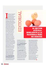 Editorial: El sector avícola, resiliente a la pandemia pero no inmune