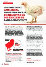 Especial INSTALACIONES AVICOLAS: La complejidad ambiental en los indicadores de bienestar de los broilers de rápido crecimiento