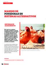 Especial INSTALACIONES AVICOLAS: Manejo de ponedoras en sistemas alternativos