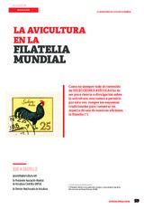 La avicultura en la filatelia mundial