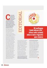 """Editorial: El enfoque """"ONE HEALTH"""", (Una sola salud) ahora más vigente que nunca"""