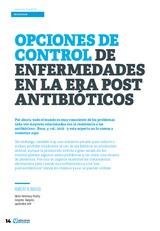Especial SALUD AVIAR: Opciones de control de enfermedades en la era post antibióticos.