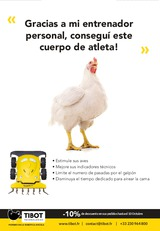 Ad TIBOT robotica avícola