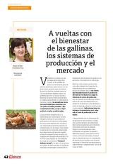 A vueltas con el bienestar de las gallinas, los sistemas de producción y el mercado