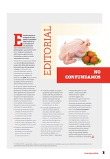Editorial: No confundamos