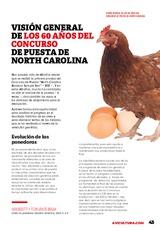 Visión general de los 60 años del concurso de puesta de North Carolina