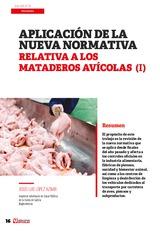 Aplicación de la nueva normativa relativa a los mataderos avícolas (I)