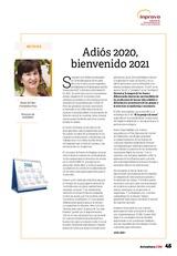 Adiós 2020, bienvenido 2021