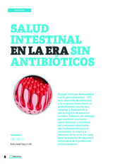 Salud intestinal en la era sin antibióticos