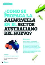 Especial UNA SOLA SALUD: ¿Cómo se propaga la Salmonella en el sector australiano del huevo?