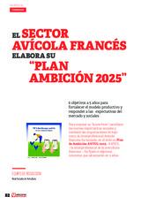 """El sector avícola francés elabora su """"Plan Ambición 2025 """""""