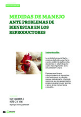 Especial SOSTENIBILIDAD: Medidas de manejo ante problemas de bienestar en los reproductores.