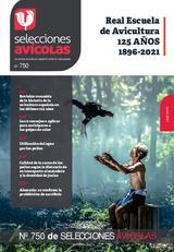 Portada SELECCIONES AVICOLAS N#750: 125 AÑOS DE LA REAL ESCUELA DE AVICULTURA