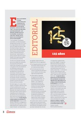 Editorial: 125 años