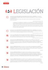 Legislación avícola abril-mayo 2021