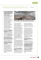 AQUACTIVA Solutions instala un sistema ecológico de tratamiento de agua en una granja avícola de Castellón
