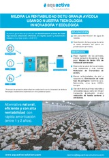 Ad AQUACTIVA desinfección del agua alta eficiencia y muy bajo coste