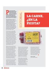 Editorial: La carne, ¿en la picota?