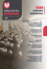 Portada SELECCIONES AVICOLAS N#753: Especial CONFORT AMBIENTAL