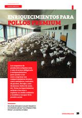 Enriquecimientos para pollos premium